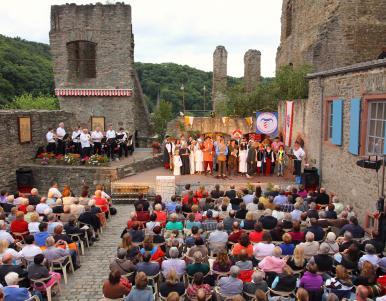 Burgfestspiele Eppstein