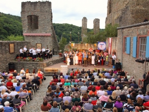 Burgfestspiele Eppstein – Eppstein Burg Festival